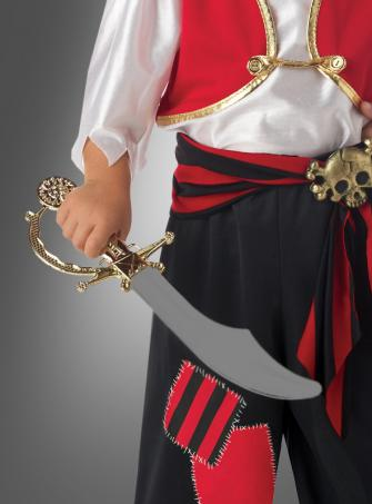 Piratensäbel für Kinder
