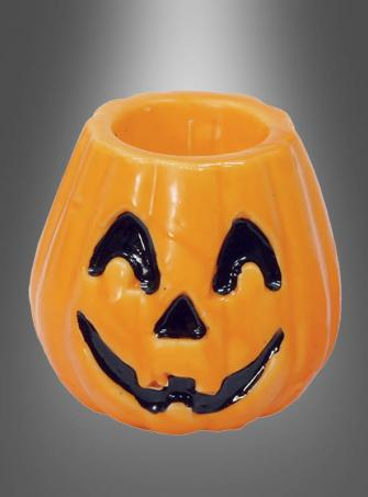 Pumpkin Candle Halloween Decoration