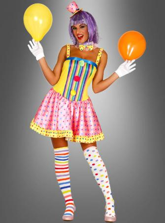 Funny Clown Costume