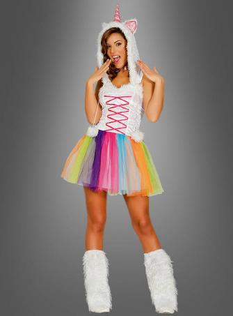 Unicorn Lady Costume
