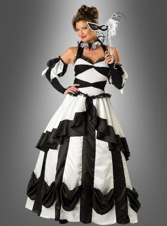Deluxe Karneval Königin Kostüm