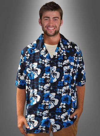 Hawaii Hemd Blütenmeer