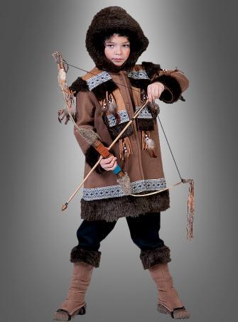 Eskimo Kinderkostüm