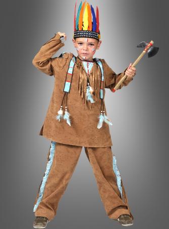 Kleiner Häuptling Indianerkostüm