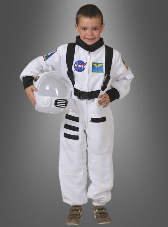 Space Shuttle Commander Child Kostume