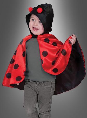 Ladybug Cape