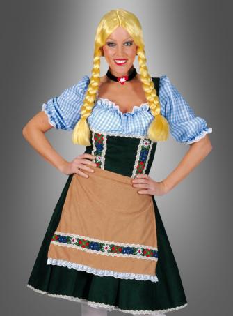 Dirndl Heidemarie Kostüm