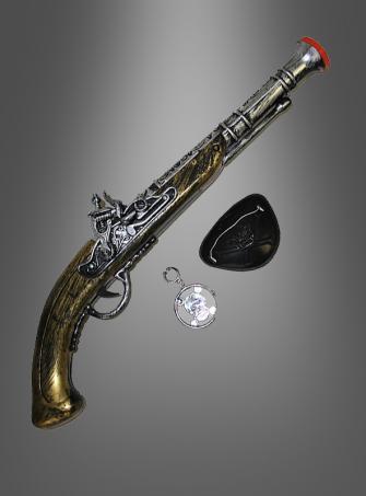 Pirate Set Revolver 40 cm