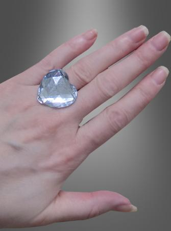 Herz Diamant Ring