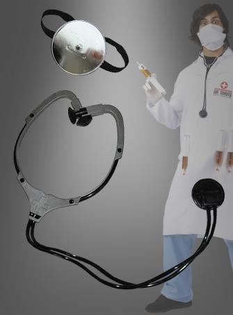 Arzt Krankenschwester Stethoskop Set