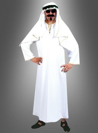 Araber Ölscheich Kostüm
