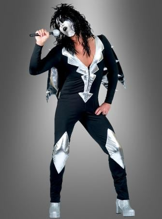 Sänger Rockstar Kostüm