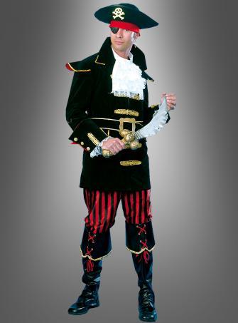 Royaler Pirat Herrenkostüm