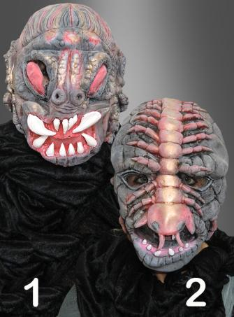 Horror Insekten Masken