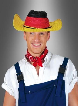 Cowboy Strohhut Deutschland
