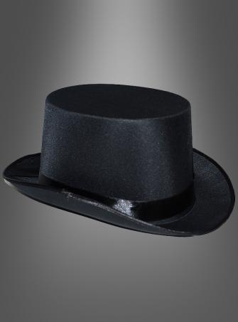 Deluxe Satin top Hat