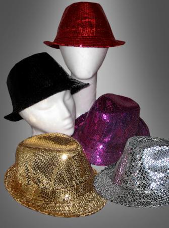 Top Hat glitter