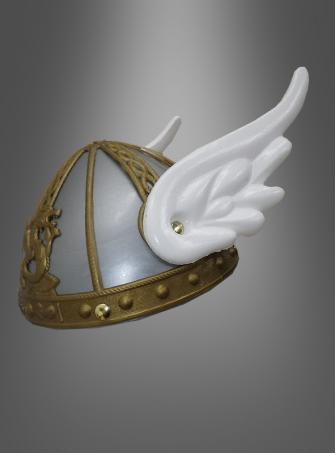 Celtic helmet with wings