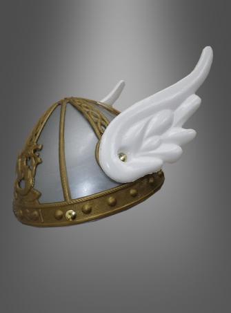 Celtic helmet with wings