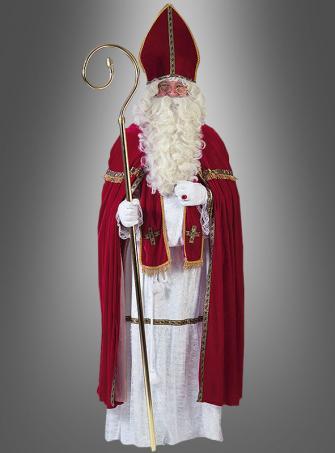 Sankt Nikolaus Bischofskostüm