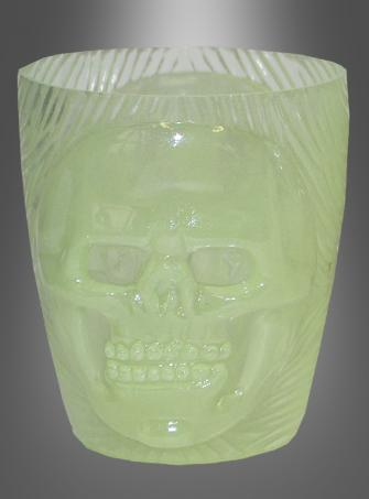 Glowing Skull Mugs