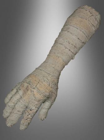 Mumienarm mit Funktion