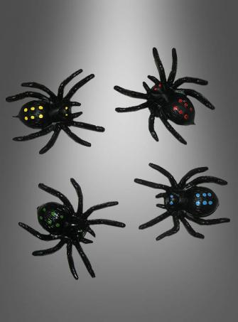 Spinnen mit Saugnapf