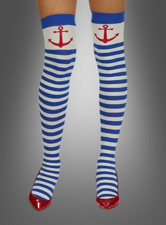 Sailor Girl Stockings