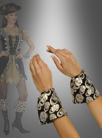 Goldy Pirate Arm Warmer