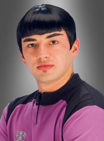 Vulcan Alien Wig