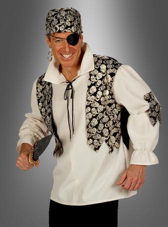 Pirat Jackson Herrenkostüm