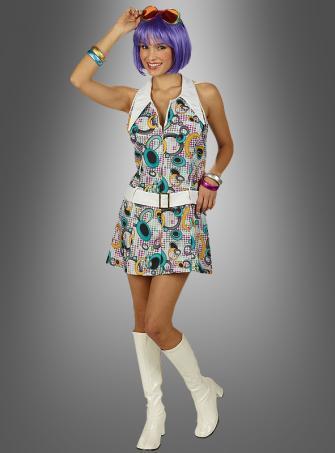 Retro dress Eclipse
