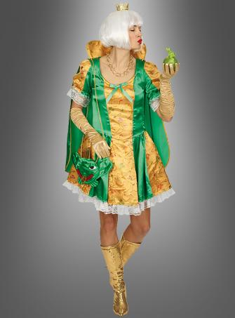 Frog Princess Costume