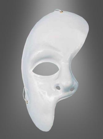 Phantom White Halfmask