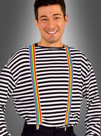 Suspenders Rainbow