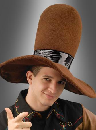 Jumbo Cowboy hat brown