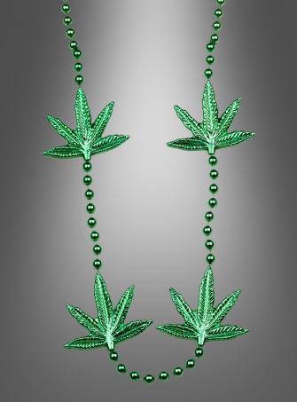 Cannabis Hippie Kette