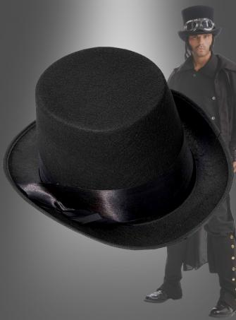 Topper Steampunk black