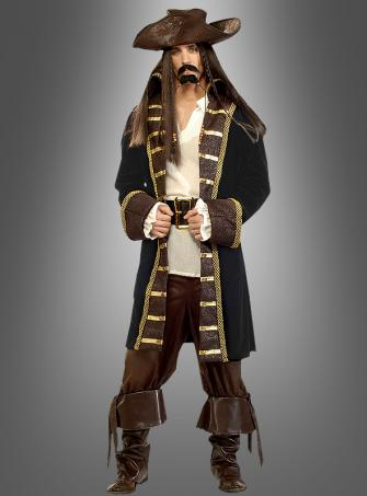 Designer high seas Pirate deluxe costume
