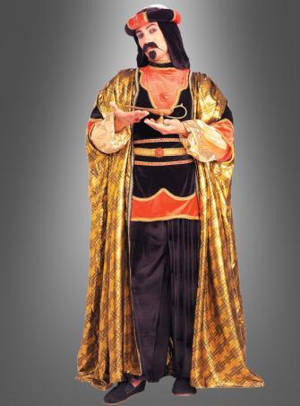 Wüstenkönig Sultan Scheichkostüm
