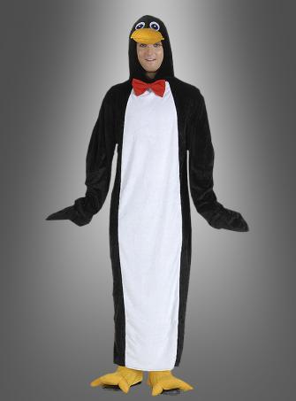 Pinguin Plüsch Kostüm für Erwachsene