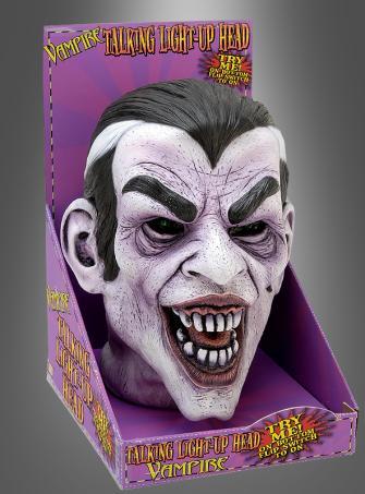 Sprechender Vampir Dekoration