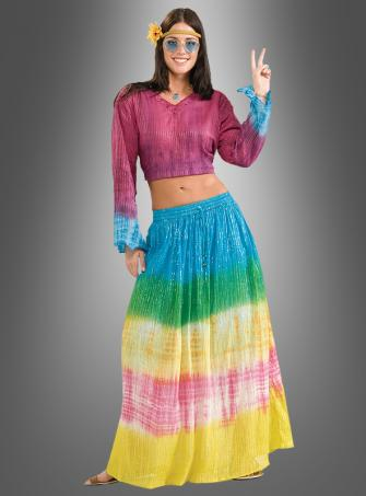 Hippie Skirt Tye Dye