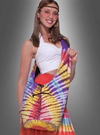 Batik Handtasche Hippie