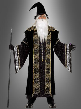 Deluxe Magical Wizard for Men