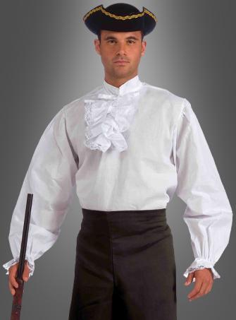 Colonial Times Ruffled Shirt