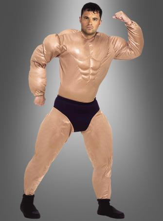 Mr. Muscles costume