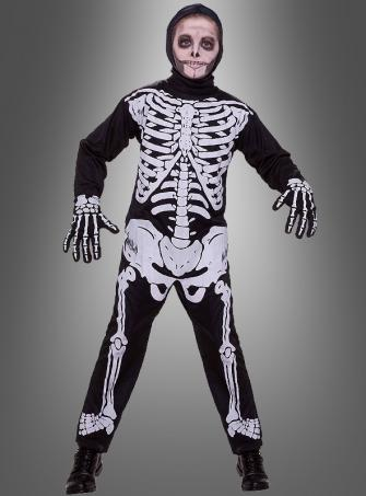Skeleton Costume for Children