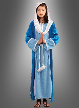 Deluxe Holy Mary Children Costume