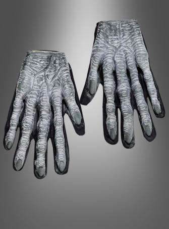 Zombie Monster Handschuhe